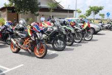 Malaysia Tour Convoy for The Year of Visiting Sepang