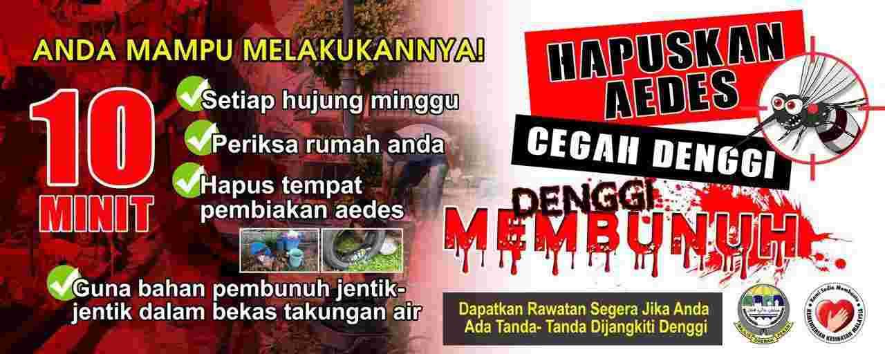 Banner Denggi